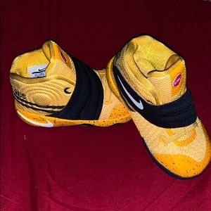 af7d9da17720 Kids  Yellow Nike Shoes on Poshmark
